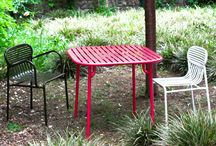Tables / Chaises
