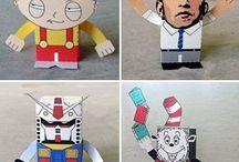 3d Paper Craft