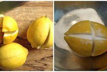 Citron +sůl