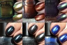 Color Club Nailpolish / Nails / by Velvet Washington