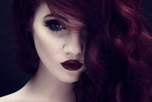 Hair L♥ve RED Blu☽♡☾ / by Daisiee Bug