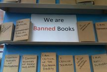 Banned Books Week Displays / by Banned Books Week