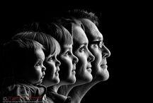 Idee voor familie foto