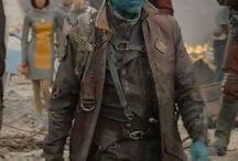 Guardians costumes