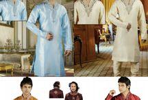 Men's Clothing Online / Here you will find the designer men clothing, jeens, wedding sherwani, kurta pajama and many more.