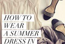How to dress like a dream