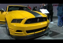 Ford Mustang / A collection of really cool Ford Mustangs. / by CoolFords.com