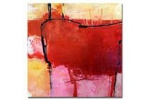 Abstract-BRIGHT COLOURS