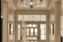 Foyers and Entrances / by Karen Jones