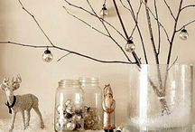 Holiday Mantle Inspirations