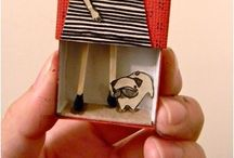 Matchbox crafts