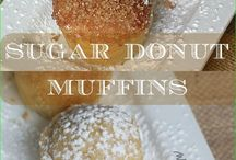 Muffins cupcakes yummy treats Recipies