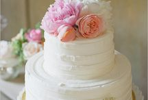 Wedding cakes / by Nancy E. Clauss