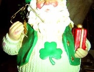 irish santa claus!