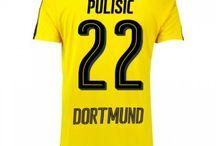 Billige BVB Borussia Dortmund trøje / Køb Billige BVB Borussia Dortmund trøje 2016-17,BVB Borussia Dortmund fodboldtrøjer,BVB Borussia Dortmund hjemmebanetrøje,udebanetrøje,3. trøje 16-17 udsalg med navn.