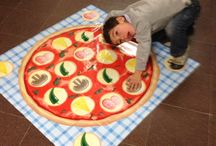 kinderfeest pizza