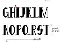 My Typography Designs