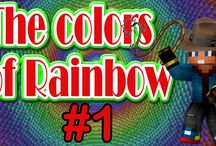 Minecraft Ita - The colors of rainbow