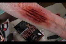 SFX Makeup Special Effects Makeup / by Smashin Beauty
