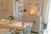 Shabby Chic & Vintage Spaces
