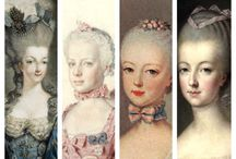 Marie Antoinette / Pure Romantic Delight and Decadence / by Linda de Beyer