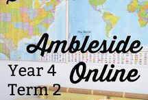 Homeschooling with Ambleside Online