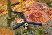 Board games I like