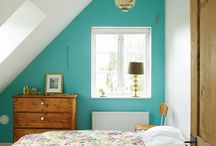 bedroom colors / by Cara Barlow