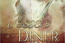 Book Reviews - Jesse's Diner / Book bloggers' reviews of Jesse's Diner / by Cardeno C.