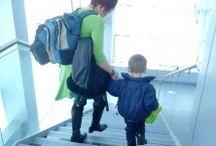 Inspiring Traveling Families