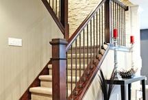 perete casa scarii