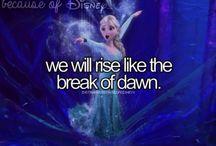 Because of Disney!