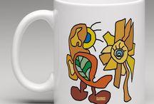KANDHII / #madeinfrance #mug #mugs http://artinco.fr
