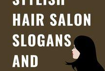 Stylish Hair Salon Slogans and Popular Taglines