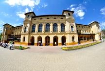 Center of Krynica-Zdrój