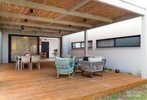 Outdoor Ceiling Fan Installations / Outdoor installations of the Star Propeller ceiling fan. At homes, Restaurants, event venues.