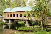 Covered Bridges / I love covered bridges!