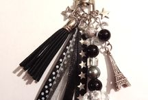 Bijoux de sacs et portes Clés