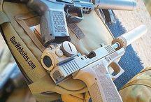 Guns and gear / by David Wiedmann