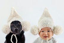 animaux et bébés