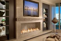 Living room - obývací pokoj