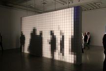 Museum interactive exhibit