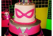 power princess cake
