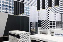 Interior Design - Bars, events and exhibitions / Design ideas