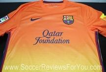 2012 La Liga Kits