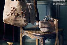Marie Claire Idées Vintage / Les plus belles réalisations et mises en scène de MCI