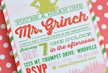 Christmas - Grinch