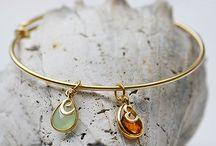 Bangle Bracelets / by Danique Jewelry