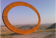 Mauro Staccioli / Tondo pieno, 2009