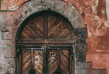 Porte, finestre, cancelli / Dettagli